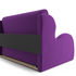 Диван Мебель-АРС Атлант — Фиолет (140х195) - фото 4
