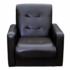 Набор мягкой мебели Луховицкая мебельная фабрика Аккорд коричневый (диван 120х190 + 2 кресла) - фото 3