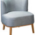 Кресло R-Home Шафран RST_4000105_Gray, серый - фото 2