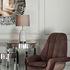 Кресло Garda Decor 46AS-AR3092-GPINK - фото 6