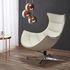 Кресло Halmar LUXOR (белый) V-CH-LUXOR-FOT-BIALY - фото 1