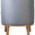 Кресло R-Home Шафран RST_4000105_Gray, серый - фото 4