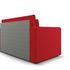 Диван Мебель-АРС Санта (кордрой красный) - фото 4