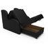Кресло Мебель-АРС Атлант - черный кожзам - фото 5
