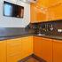 Кухня Шеф кухни из пластика Оранжевый апельсин - фото 9