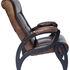 Кресло Комфорт (Impex) Модель 51 KMT_2000000066653, коричневый - фото 2