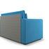Диван Мебель-АРС Санта (синий) - фото 4