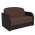 Диван Мебель-АРС Малютка (рогожка шоколад) - фото 1