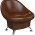Кресло Гранд-Кволити 6-5104 TRM_6-5104kBASH, коричневый - фото 1