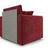 Кресло Мебель-АРС Санта (бархат красный) - фото 5