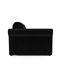 Кресло Мебель-АРС Гранд черный велюр (НВ-178/17) - фото 3
