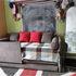 Диван Kushetki Тахта с дополнительным спальным местом и съемным бортиком - фото 1