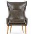 Кресло Halmar Favaro (темно-зеленый) - фото 2