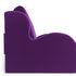 Диван Мебель-АРС Атлант — Фиолет (120х195) - фото 3