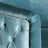Кресло Garda Decor 48MY-2533 TUR GLD - фото 3