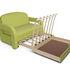 Диван Мебель-АРС Кармен-2 (зеленый) - фото 5