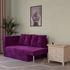 Диван Мебель-АРС Алиса (фиолет) - фото 8