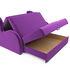 Диван Мебель-АРС Атлант — Фиолет (120х195) - фото 5