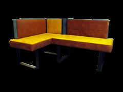 Кухонный уголок, диван Виктория Мебель Клер СК 2107