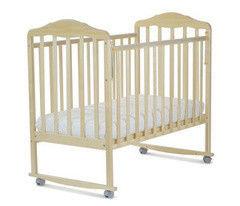 Детская кровать Детская кровать СКВ-Компани Берёзка New арт. 120115 (берёза)