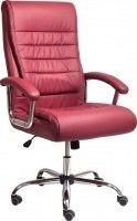 Офисное кресло Офисное кресло Sedia Ernest (красное вино)