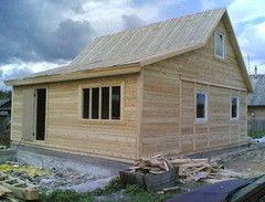 Каркасный дом Каркасный дом LIGHT HOUSE Пример 7
