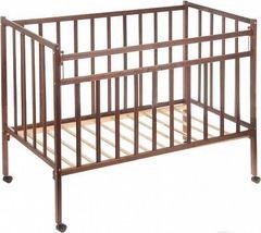 Кровать Кровать VDK Magico mini / Кр1-01м (темный орех)