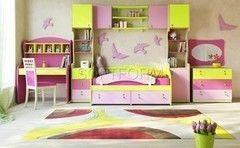 Детская комната Детская комната SoftForm Миа 004