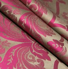Ткани, текстиль noname Портьера с рисунком 197-9-300
