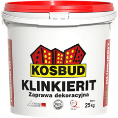 Декоративное покрытие Kosbud Klinkierit 5 кг