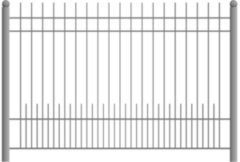 Забор Забор Dudo Секция забора ЗСК-19