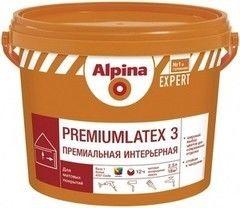 Краска Краска Alpina EXPERT Premiumlatex 7 База 3 (9.4 л)