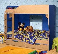 Двухъярусная кровать Калинковичский мебельный комбинат КМК 03