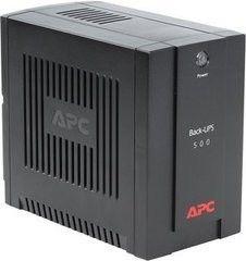 Источник бесперебойного питания Источник бесперебойного питания Schneider Electric APC Back-UPS 500ВА (BX500CI)