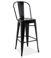 Барный стул Барный стул Signal Loft H-1 черный