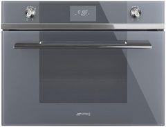 Микроволновая печь Микроволновая печь SMEG SF4101MSK