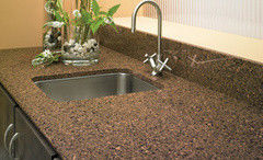Столешница Столешница Silestone Tropical Forest Brazilian Brown