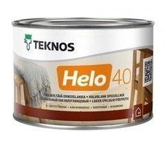 Лак Лак Teknos Helo 40 (0.45 л)