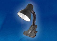 Настольный светильник Uniel TLI-202 Black. E27
