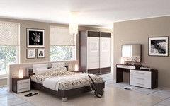 Спальня Мебель-Неман Николь 1