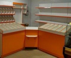Торговая мебель Торговая мебель МебельДизайнПроект Пример 5