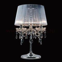 Настольный светильник Евросвет 2045/3T хром/серебряный
