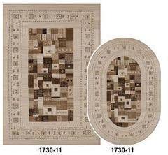 Ковер КАРАТ Сhoco 1730-11 (200x300)