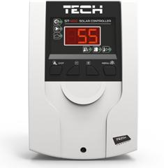 Комплектующие для систем водоснабжения и отопления Tech Контроллер солнечного коллектора ST-21 Solar