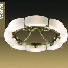 Светильник Светильник Odeon Light Barca 1713/8C