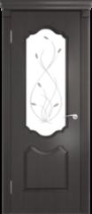 Межкомнатная дверь Межкомнатная дверь Ростра Орхидея ДО венге