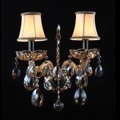 Настенный светильник Crystal Lux SIENA AP2