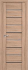 Межкомнатная дверь Межкомнатная дверь Profil Doors 98X Дуб Салинас светлый (серебряное стекло)
