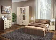 Спальня Настоящая мебель Ронда ясень