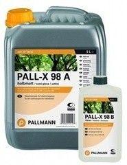 Лак Лак Pallmann Pall-X 98 A/B полуматовый